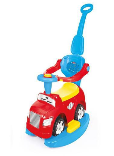 Dolu Dolu Toy Factory Step Araba 4'ü 1 Arada 8035 Renkli